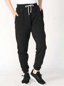 【SALE/44%OFF】Reebok スタジオ レストラティブ フリース パンツ [Studio Restorative Fleece Pants] リーボック リーボック パンツ/ジーンズ スウェットパンツ ブラック