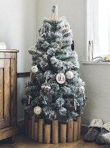 クリスマスツリー snow 120cm