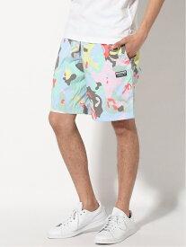 【SALE/60%OFF】adidas Originals R.Y.V. 総柄プリント ショーツ [SHORTS] アディダスオリジナルス アディダス パンツ/ジーンズ ショートパンツ