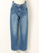 【WEGO】【BROWNY STANDARD】(L)Wide StraightJeans