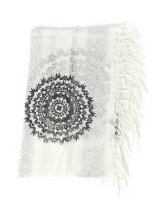 FOULARD_RECTANGLE WHITE
