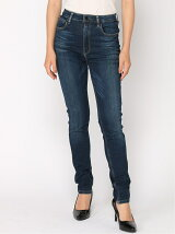 (W)HIGH-RISE SKINNY DENIM PANT