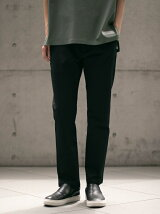 ATTACHMENT/PONTE JERSEY TIGHT FIT TROUSERS