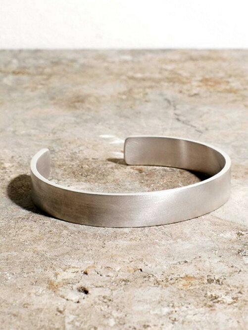 BRASS PLANE BANGLE