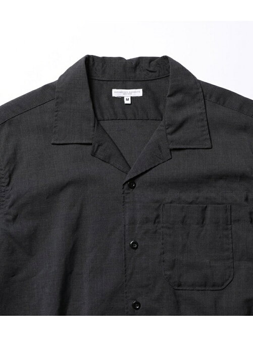 ENGINEERED GARMENTS EX Tropical Wool Camp Shirt
