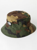 <THE NORTH FACE(ザノースフェイス)> CAMP SIDE HAT CAMO/ハット