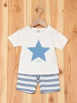 男児巾着付きパジャマ