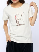 REMI RELIEF / スイミング ガール Tシャツ レイビームス Ray BEAMS
