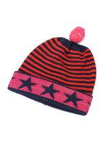 (K)スターボーダーポンポン帽