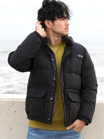 【SALE/30%OFF】BAYFLOW (M)TCエコダウンBZ ベイフロー コート/ジャケット ダウンジャケット ブラック ブルー ベージュ【送料無料】