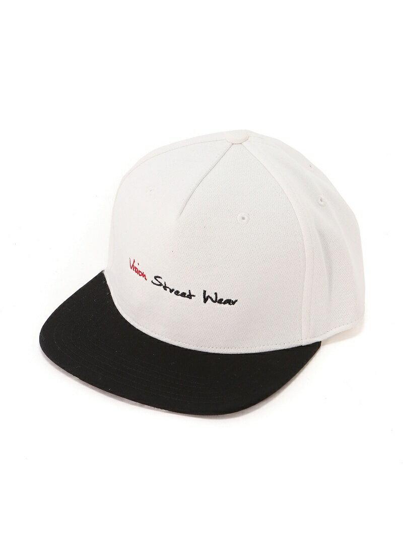 【SALE/55%OFF】ADPOSION (W)【VISION STREET WEAR】スエットキャップ テットオム 帽子/ヘア小物【RBA_S】【RBA_E】