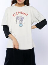 REMI RELIEF / ELEPHANT T レイビームス Ray BEAMS