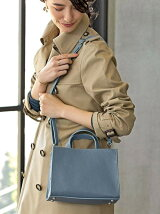 LAURA DI MAGGIO D BOX 2WAYバッグ