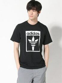【SALE/60%OFF】adidas Originals Tシャツ [TEE] アディダスオリジナルス アディダス カットソー Tシャツ ブラック ホワイト