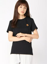 (W)Happy Tiger Crest Tee W