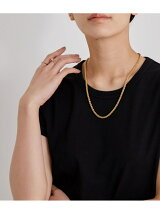 【LAURA LOMBARDI】W HEAT NECKLACE