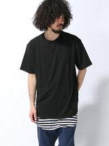 (M)リアルレイヤードTシャツ