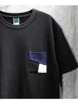 【ビックシルエット】ポンチビッグTシャツ