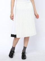 裾切替2WAYスカート