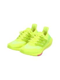 【SALE/60%OFF】adidas Sports Performance (M)ULTRABOOST 21 アディダス シューズ スニーカー/スリッポン イエロー ブラック【送料無料】