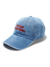 FNM DENIM LOW CROWN 6-PANEL