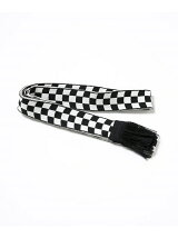 CHECKER OBI BELT