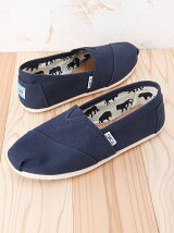 W CLSC Navy Canvas