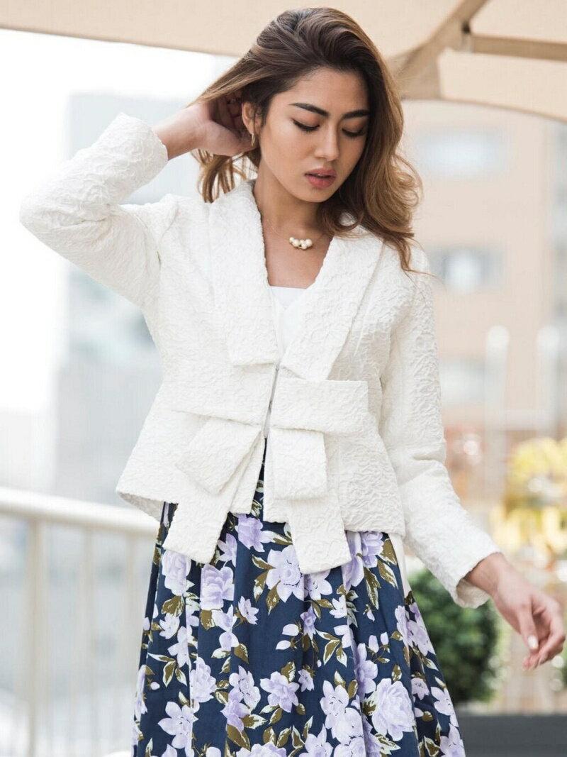 Million Carats BIGリボンジャケット[DRESS/ドレス] ミリオンカラッツ コート/ジャケット【送料無料】