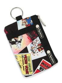 LeSportsac (U)(レスポートサック)パスケース コインケース 2437U047 レスポートサック 財布/小物 パスケース/カードケース ブラック