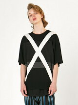 CROSS JQ S/S PULL-OVER