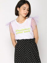 (W)Princess Round-Neck Tee