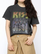 GOOD SPEED / KISS ROCK Tシャツ レイ ビームス Ray BEAMS Tシャツ