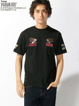 LOWBLOW KNUCKLE/(M)FLYING ACE Tシャツ