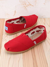 W CLSC Red Canvas