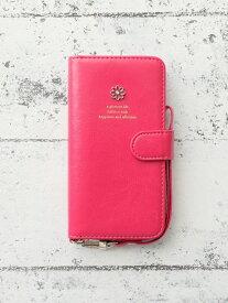 【SALE/37%OFF】Afternoon Tea モチーフブック型iPhone8/7/6/6sケース アフタヌーンティー・リビング ファッショングッズ 携帯ケース/アクセサリー ピンク グリーン ブルー