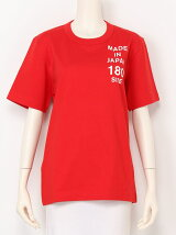cotton jersey sizeprint kids T-shirt