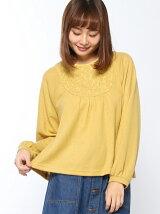【RETRO GIRL】胸レース ボリューム 袖P/O