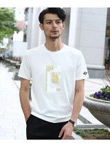 [TALL&LARGEサイズ]アールデコ3DプリントTシャツ