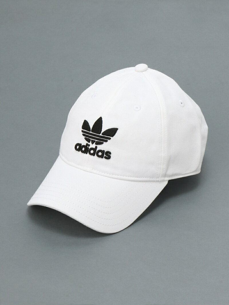 B:MING by BEAMS adidas / TREFOILキャップ BEAMS ビームス アディダス adidas originals ビーミング ライフストア バイ ビームス 帽子/ヘア小物