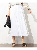 LIBECOLINEN スカート