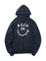 【SPECIAL PRICE】Palm Graphics / Keep On フーディ