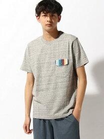 【SALE/30%OFF】OCEAN PACIFIC OCEAN PACIFIC/(M)メンズ Tシャツ オーピー/ラスティー/オニール カットソー Tシャツ グレー ピンク