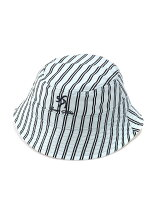 SWEET SKTBS/(U)HAT-SWEET REVERSIBLE BUCKET BLUE STRIP