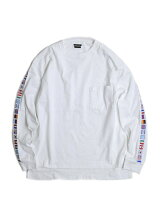 SUNNY SPORTS/(U)FLAG LS POCKET CREW