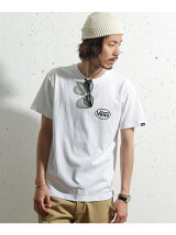 VANS Oval Logo SHORT-SLEEVE T-SHIRTS