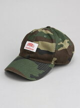 go slow caravan MENS SELECT BRAND/(U)RH WASHED TWILL B/B CAP(709882)