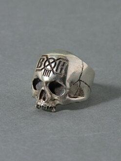 BOUNTY HUNTER BxH/Dog State Skull Pinkie Ring bauntihantaakusesari