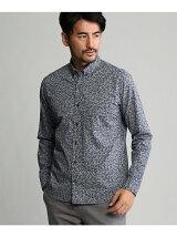 [TALL&LARGEサイズ]フラワープリントシャツ