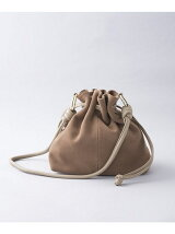 ∴Suede Purse Mini Bag