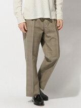 THE COMMON TEMPO/(M)BELT TUB TROUSERS